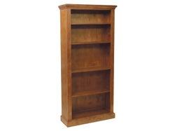 Saxon Bookcase - Honey