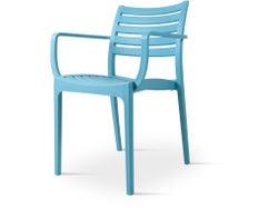 Sesia Outdoor Chair - Sky Blue