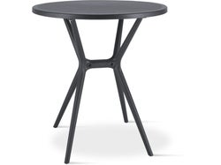 Sesia Outdoor Chat Table - Charcoal