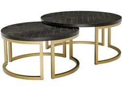 Seville Nest of Coffee Tables