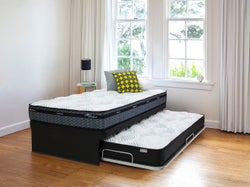 Sleepyhead Chiropractic Focus Pop-up with Trundle Bed