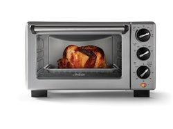 Sunbeam Convection Bake & Grill Compact Oven 18L - COM3500SS