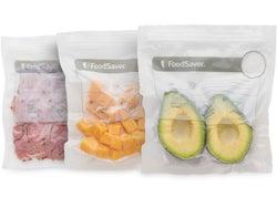 Sunbeam FoodSaver® 35 x Reusable Vacuum Zipper Bags - VS0500
