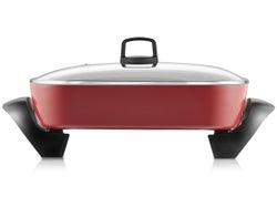 Sunbeam Minerale Classic® Banquet Ochre Red Frypan - FP5920R