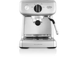 Sunbeam Mini Barista Espresso Machine - Polished Silver - EM4300S