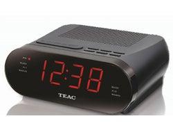 TEAC Digital Alarm Clock PLL Radio CRX320