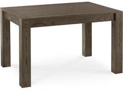 Turin Extension Dining Table 1650-2250 - Dark Oak